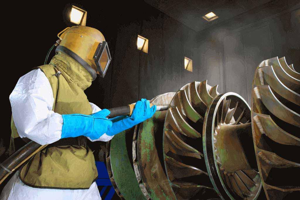 Abrasive Blasting Services